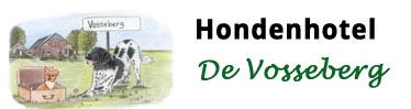 Hondenhotel De Vosseberg Logo